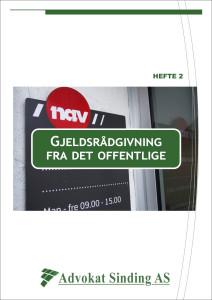 Gjeldsboken - Gjeldsrådgivning fra det offentlige