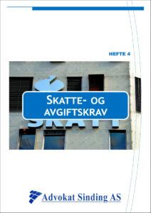Gjeldsboken - Skatte- og avgiftskrav